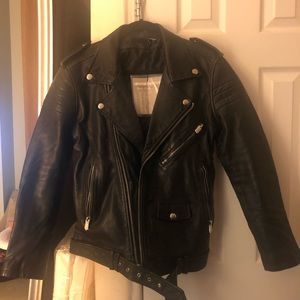 BLK DNM Lambskin Leather Jacket 8